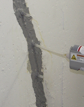 concrete injections - Forever Foundation Repair