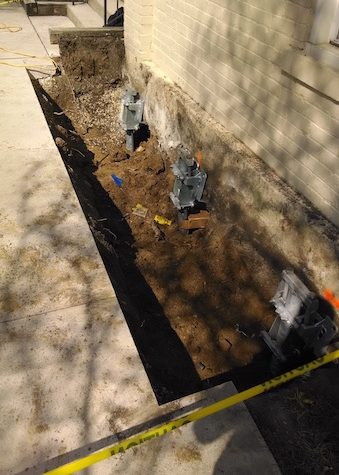 Forever Foundation Repair specializes in finding custom solutions to structural problems. View our case study to see a commercial foundation repair job in