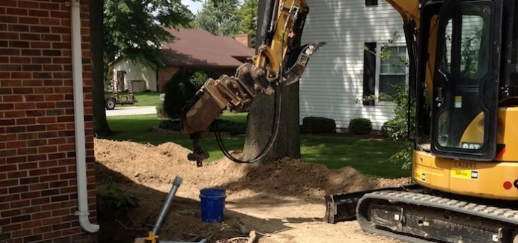 Forever Foundation Repair specializes in finding custom solutions to structural problems. View our case study to see a foundation repair with helical piers in Elida Ohio