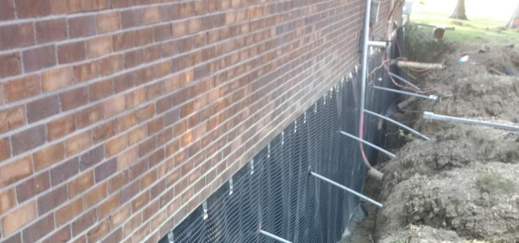 Don't wait until your basement walls fail. Forever Foundation Repair is the only company with the industry leading helical pier system to lift and stabilize your foundation