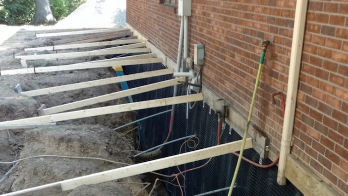 Basement Waterproofing And Wall Repair Forever Foundation