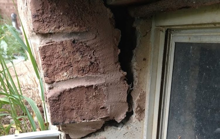 Forever Foundation Repair was recently called to a home in Lima, Ohio that was suffering from a basement wall that had tilted 6 inches.