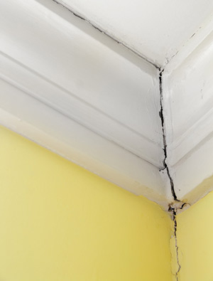 Cracks in drywall - Forever Foundation Repair