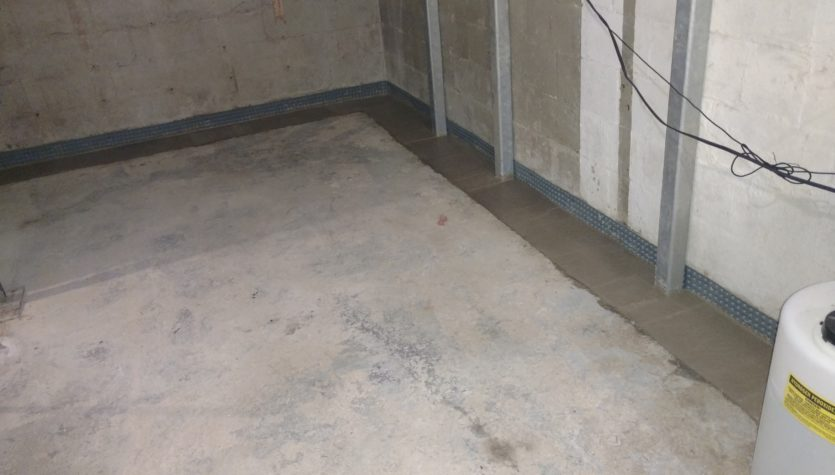 Interior Basement Waterproofing in Findlay Ohio & Interior Basement Waterproofing in Findlay Ohio - Forever Foundation